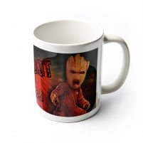 Guardians of the Galaxy 2 Angry Groot - kubek