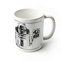 Star Wars 40th Anniversary R2-D2 - kubek