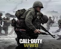 Call of Duty Beach - plakat gamingowy
