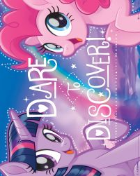 My Little Pony Movie Dare to Discover - plakat