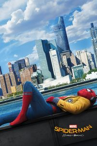 Spider-Man Homecoming - plakat filmowy