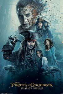 Pirates of the Caribbean - plakat