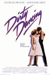 Dirty Dancing The Time of My Life - plakat filmowy