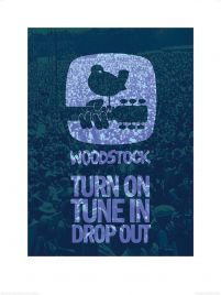 Woodstock Drop Out - reprodukcja