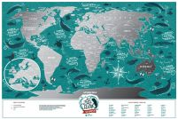 Marine World - Mapa zdrapka
