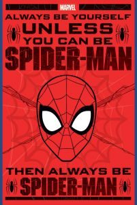 Spider-Man Always Be Yourself - plakat filmowy