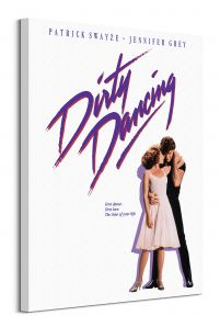 Dirty Dancing The Time of My Life - obraz na płótnie