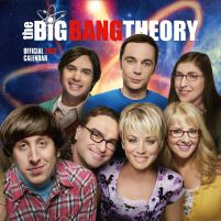 Big Bang Theory - kalendarz 2018