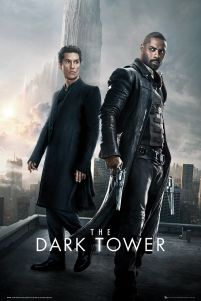 The Dark Tower - plakat z filmu