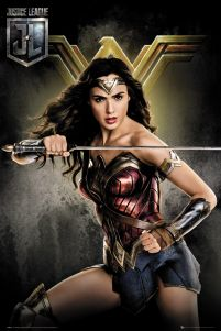 Justice League Wonder Woman - plakat