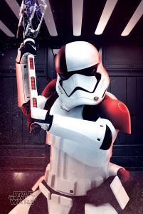 Star War The Last Jedi (Executioner Trooper) - plakat