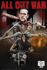 The Walking Dead Sezon 8 - plakat