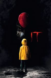 Stephen King It - plakat filmowy