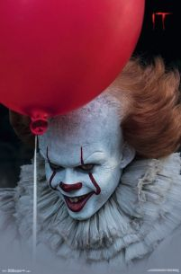 Stephen King It Pennywise Balloon - plakat