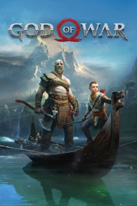 God Of War - plakat