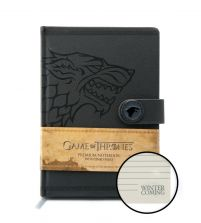 Game of Thrones: Stark - notes A5