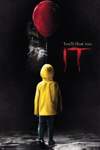 IT Georgie - plakat filmowy