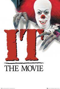 It 1990 Plakat Z Filmu