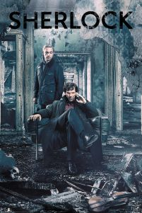 Sherlock Destruction - plakat