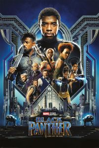 Black Panther (Characters) - plakat