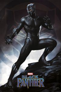 Black Panther - plakat