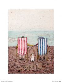 Perfect Day - reprodukcja Sam Toft