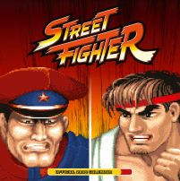 Street Fighter - kalendarz na 2019 rok