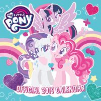 My Little Pony - kalendarz na 2019 rok