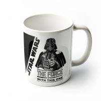 Star Wars The Force is Strong - kubek 315 ml