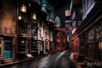 Harry Potter Horizont Alley - plakat filmowy 91,5x61 cm