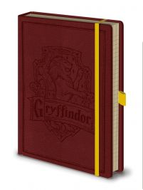 Harry Potter Gryffindor - notes A5 14,8x21 cm