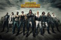 Plakat z gry Playerunknown's Battlegrounds PUBG