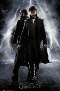 Plakat Filmu Fantastyczne Zwierzęta Zbrodnie Grindelwalda