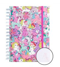 My Little Pony Retro Ponies - notes 14,8x21 cm