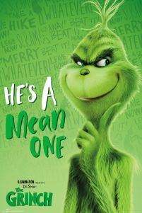 The Grinch - plakat filmowy 61x91,5 cm
