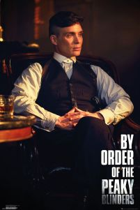 By Order Of The Peaky Blinders - plakat 61x91,5 cm