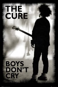 The Cure Boys Don't Cry - plakat 61x91,5 cm