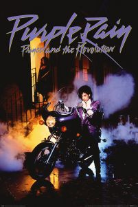 Plakat Purple Rain Prince and the revolution