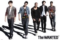 plakat grupy the wanted z Max George, Jay McGuiness, Siva Kaneswaran, Tom Parker, Nathan Sykes