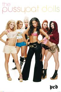 The Pussycat Dolls (Group) - plakat