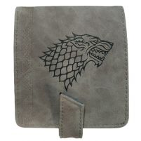 Game Of Thrones Stark - portfel premium