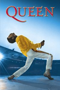 Queen Wembley - plakat