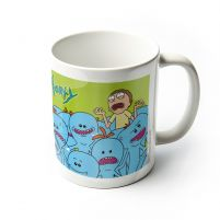 Rick and Morty Mr. Meeseeks - kubek