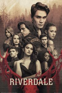 Riverdale Season 3 - plakat