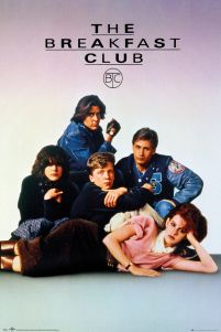 The Breakfast Club - plakat
