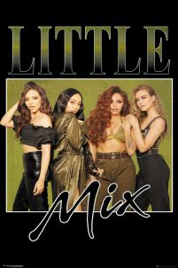 Little Mix Khaki - plakat