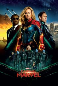 Captain Marvel Epic - plakat