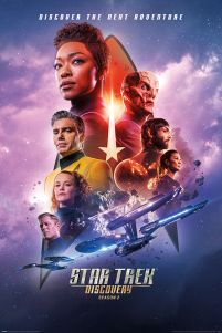 Star Trek Discovery Next Adventure - plakat