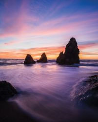 Rodeo Beach - plakat