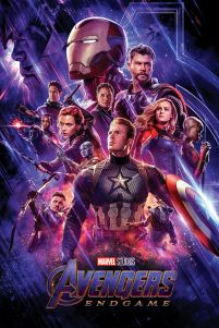 Avengers: Endgame Journey's End - plakat